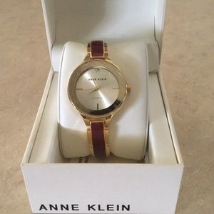 ANNE KLEIN NWT WATCH